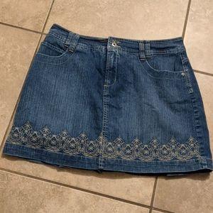 Gloria Vanderbilt Skort Size 12